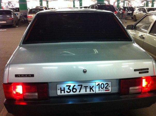 Лада 21 99 Девяноста девятая - Drive2 ru