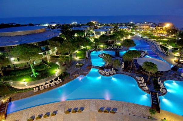 Фото отеля Royal Palm Resort Hotel.  Рубрика:Отели, Кемер