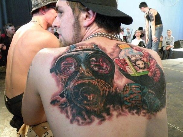 Mutant tatoo