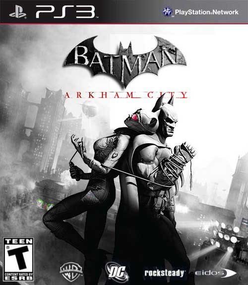 batman arkham city загадки