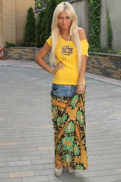 Украина самая модная одежда