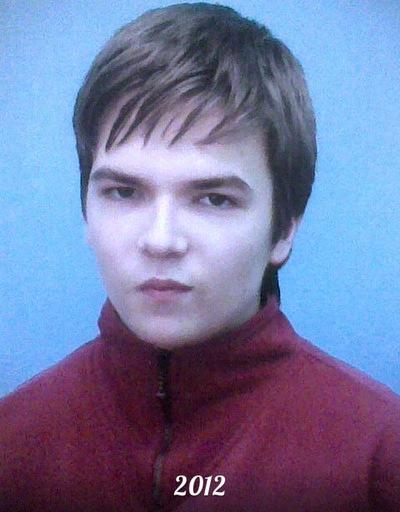 Никита Карпов, 27 сентября 1995, Вологда, id144591042