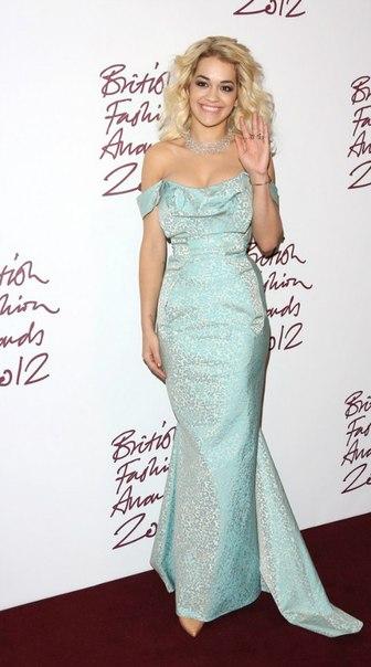 British Fashion Awards-2012