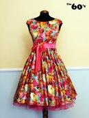 платье стиль 60 х годов. платье стиль 60 х годов фото.
