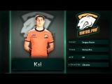Meet the Players / Intro - Virtus.Pro