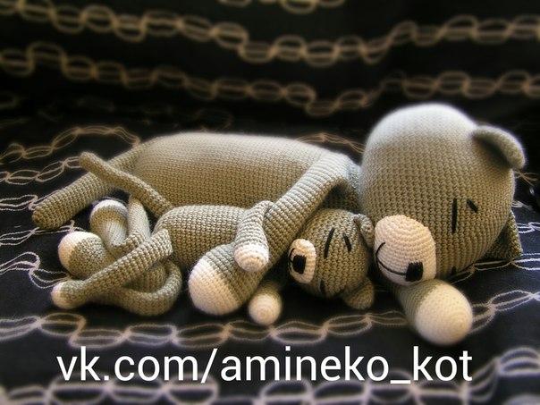 Игрушки амигуруми и фенечки by