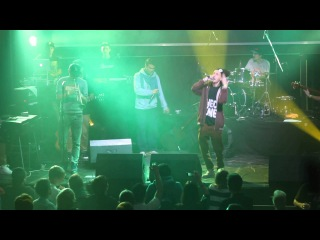 Check & Daniel Man - Вавилон (live) (Москва Hall)