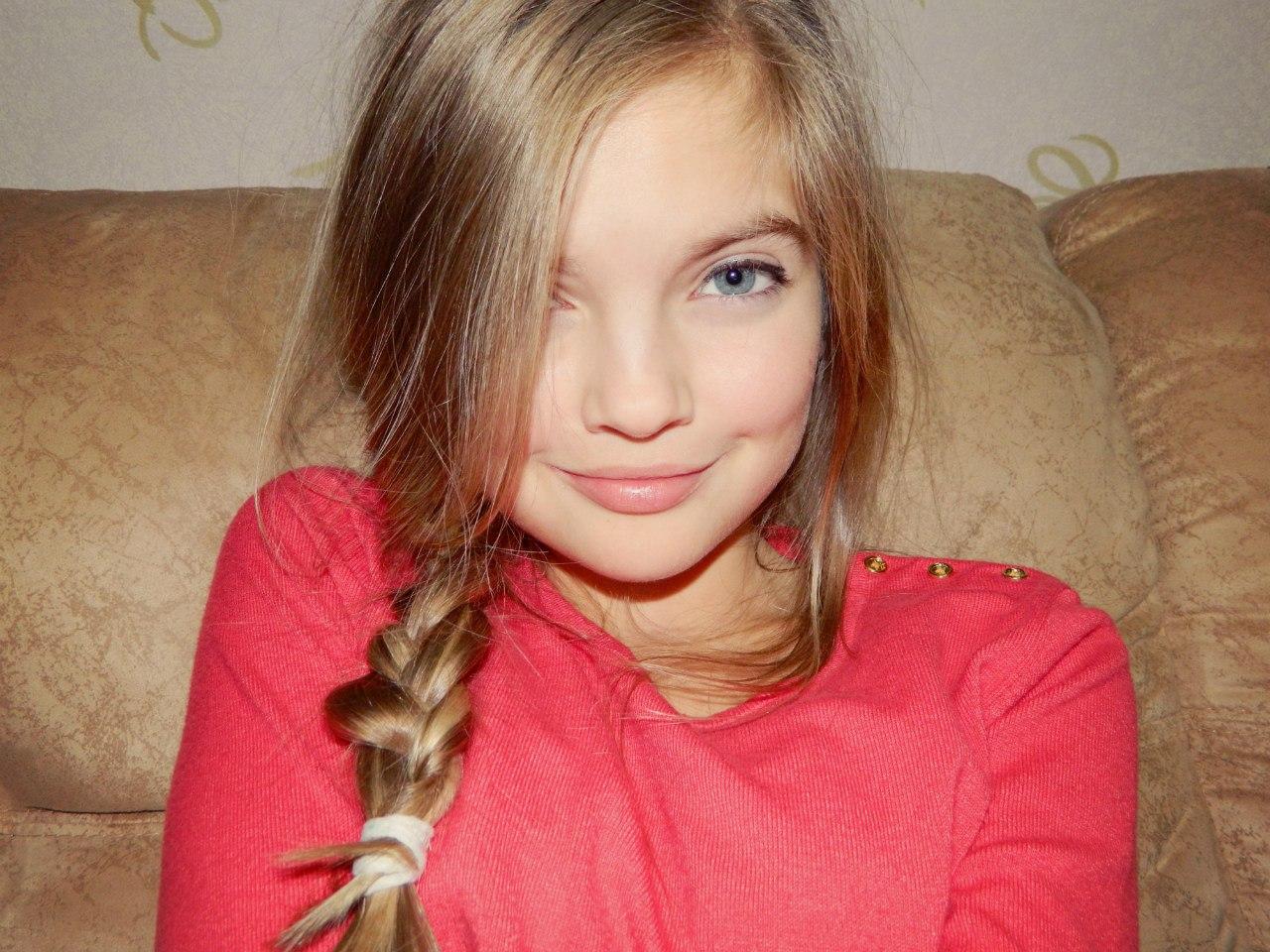 Фото девушек домашних условиях 12 лет