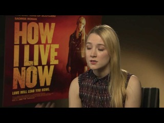 Saoirse Ronan confirms she's auditioned for Star Wars as she talks about 'How I Live Now'