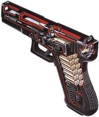 Причем именно множественность моделей пистолетов Глок допускает индивидуальный подбор для каждого конкретного...