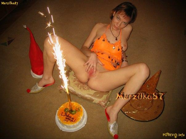 новогодний домашний секс