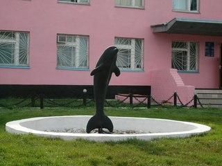 А вторая это тюрьма для пожизненно заключенных - Черный дельфин.