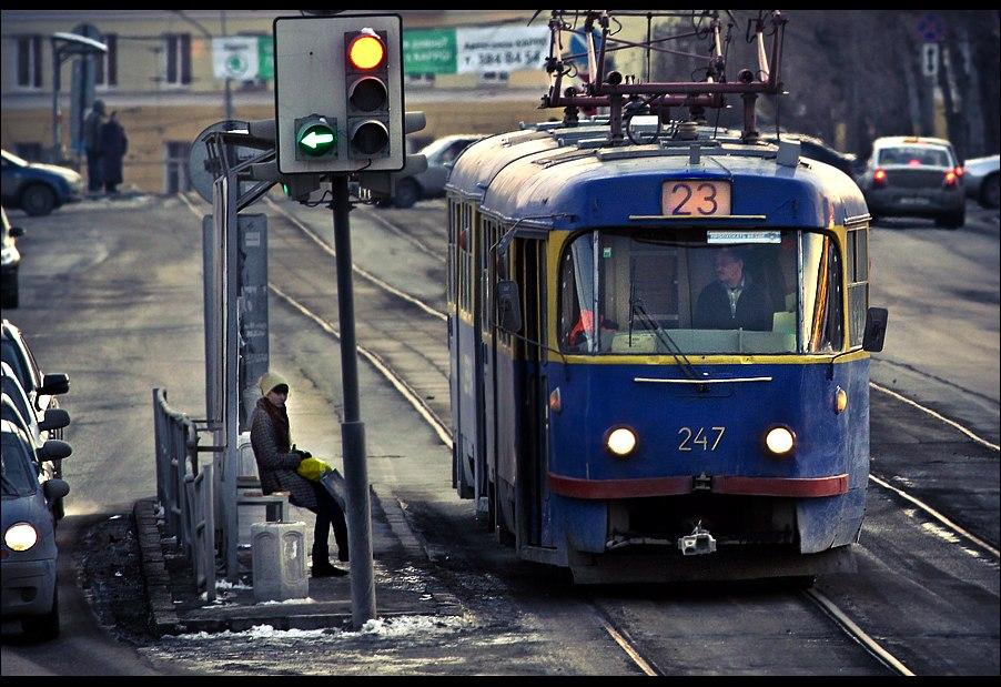 Трамвай Музей Екатеринбург