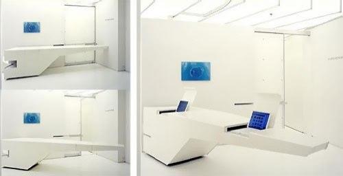 """Дизайн интерьера офиса в стиле """"звездные войны"""""""