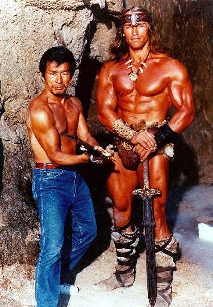 ÁLBUM DE FOTOS Conan the Barbarian 1982 Bp_aUtD12QA