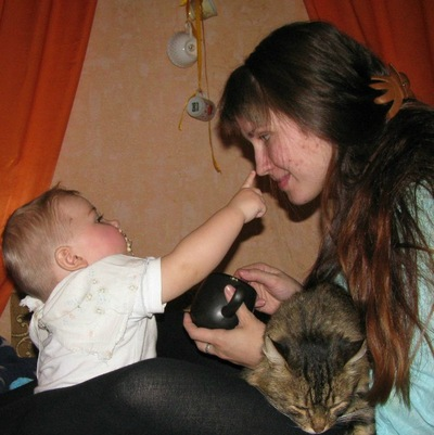 Ирина Сергеева, 18 июня 1987, Муром, id183186708