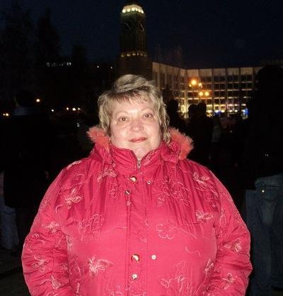 Ирина Шубина, 29 октября 1959, Красноярск, id176083141