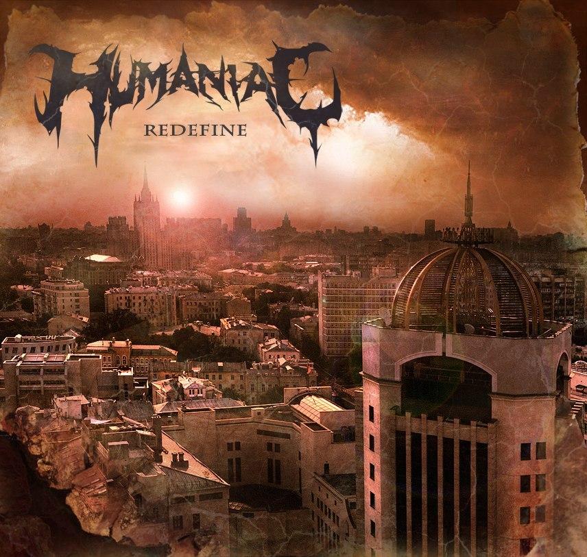 Humaniac - Redefine [EP] (2012)
