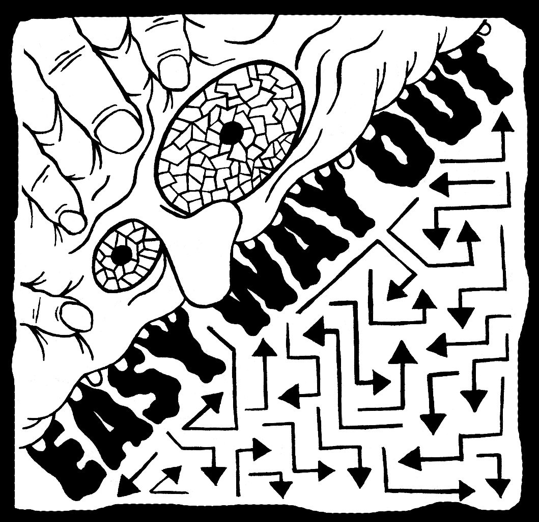 Easy Way Out - Easy Way Out [EP] (2012)