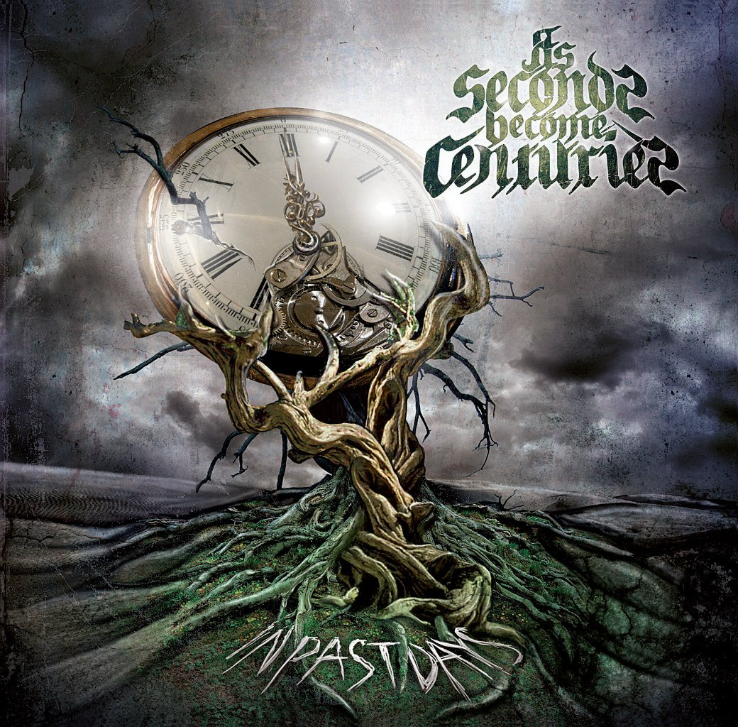 As Seconds Become Centuries - In Past Days [EP] (2012)