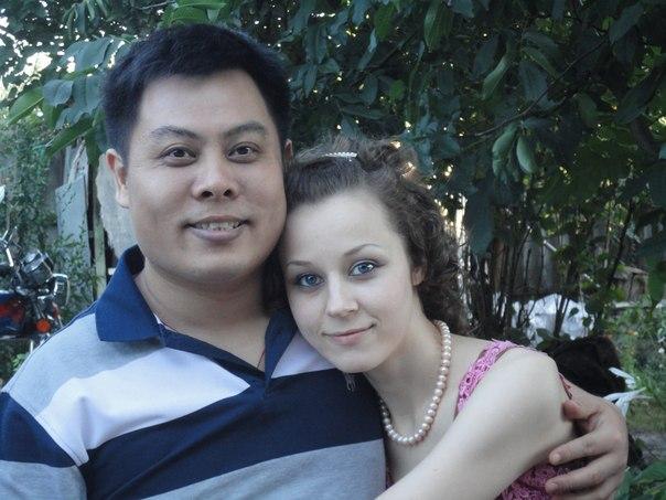 俄罗斯某美女嫁给嘉定的中国爷们儿组图