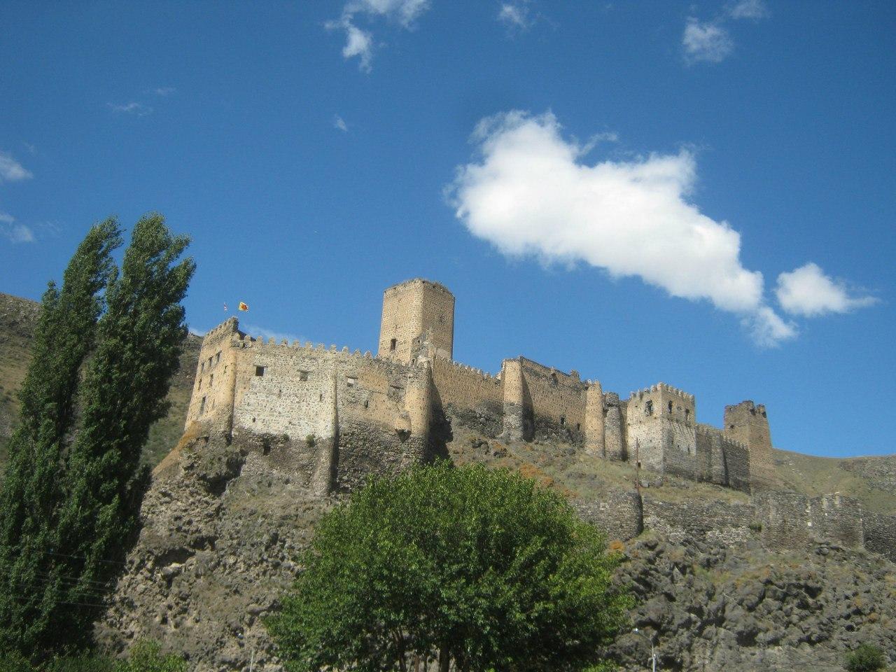 Крепость Херствиси