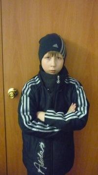 Никита Шубенков, 2 октября 1991, Нижний Новгород, id168080747