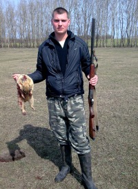 Сергей Гапотченко, 14 мая 1988, Луганск, id64648164