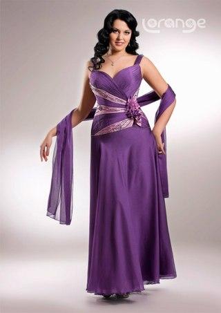 Вечерние красивые стильные платья