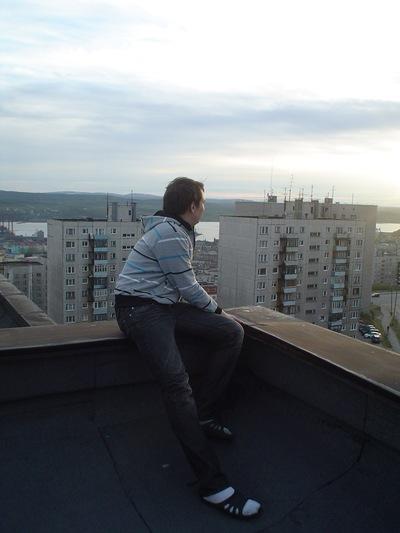 Витек Ананко, 11 мая 1988, Мурманск, id107652603