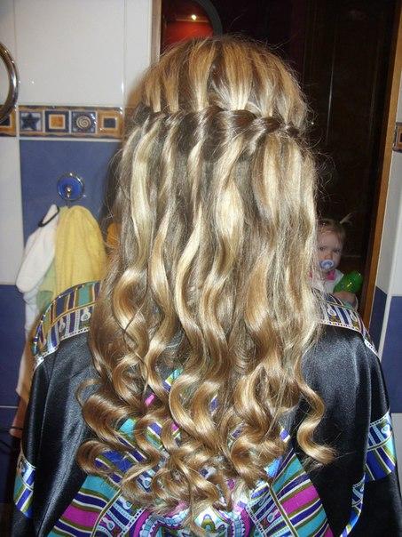 Плетение кос в чите
