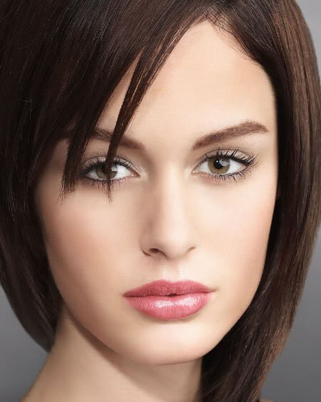 Деловой макияж глаз