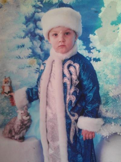 Артем Хомягин, 2 ноября 1998, Москва, id59607359