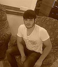 Камран Нифталиев, 13 января , Пермь, id216035460