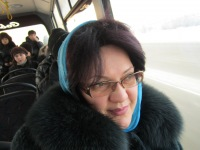 Людмила Стегостенко, 17 марта 1958, Москва, id169060446