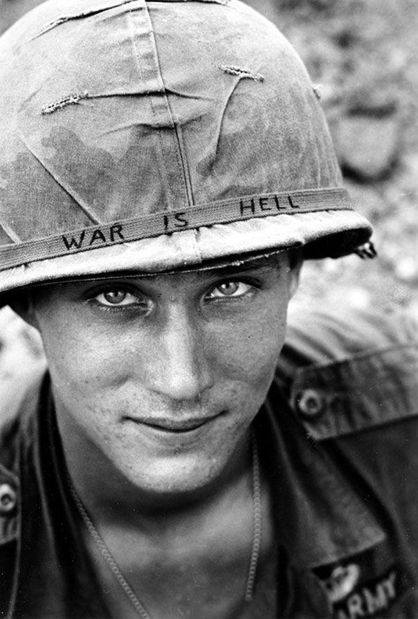 Неизвестный солдат. Вьетнам. 1965 год