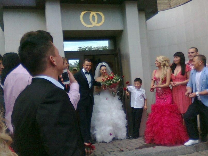 Фото свадьбы евгении феофилактовой-гусевой