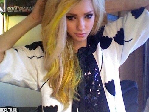 Парни на аву блондинки