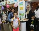Калмыцкий филиал Россельхозбанка принял участие в празднике детского журнала «Байр»