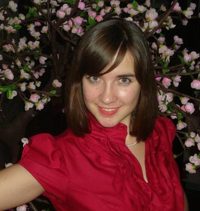 Анастасия Ульянова, 30 апреля 1990, Колпино, id3102486