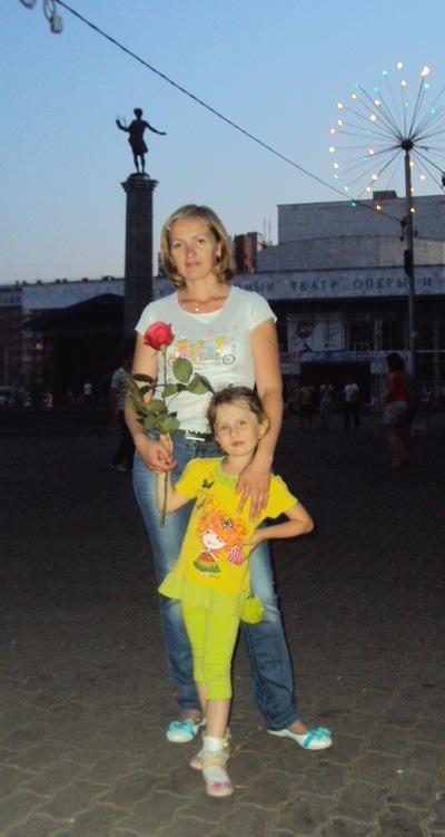 Елена Кузьмина, 22 апреля , Красноярск, id189459842