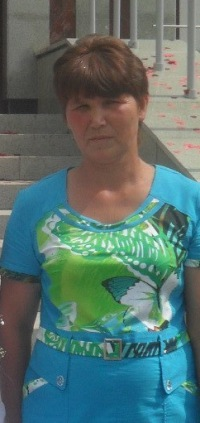 Григорьева Ольга (Евстафьева)