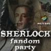 Sherlock Fandom Party