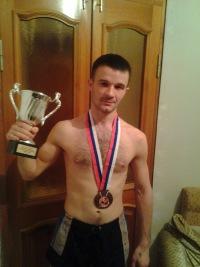 Сергей Кирьянов, id172442754