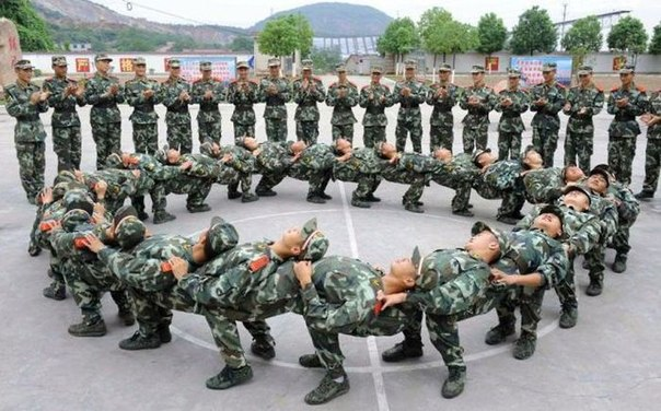 Забавные снимки из азии 43 фото