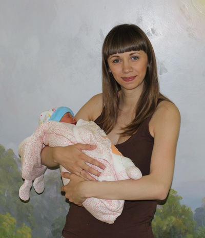 Анюта Плотникова, 18 мая , Курган, id70426543