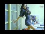Sexy korean girl hot dancing on webcam美女熱舞直播 高清(1)