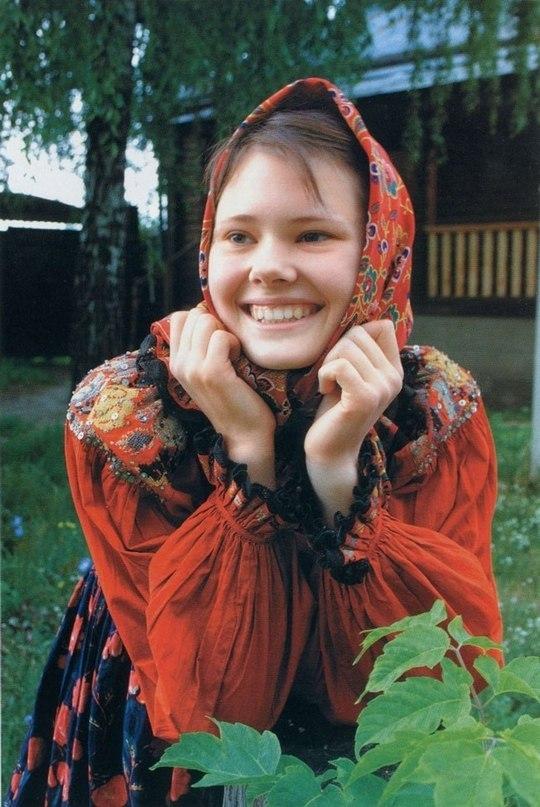 фото толстых молодых женщин крестьянок