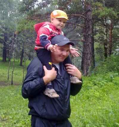 Николай Зырянов, 24 августа , Горно-Алтайск, id98713966