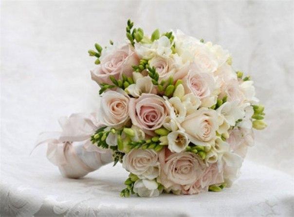 Какой букет у невесты